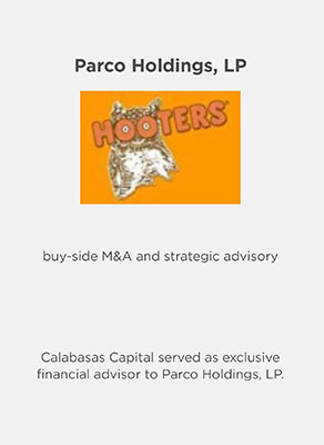 Parco Holdings
