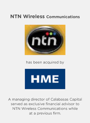 NTN Wireless Communications